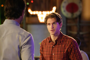 """Walker """"Back in the Saddle"""" (1.02) Promotional Photos released by The CW"""